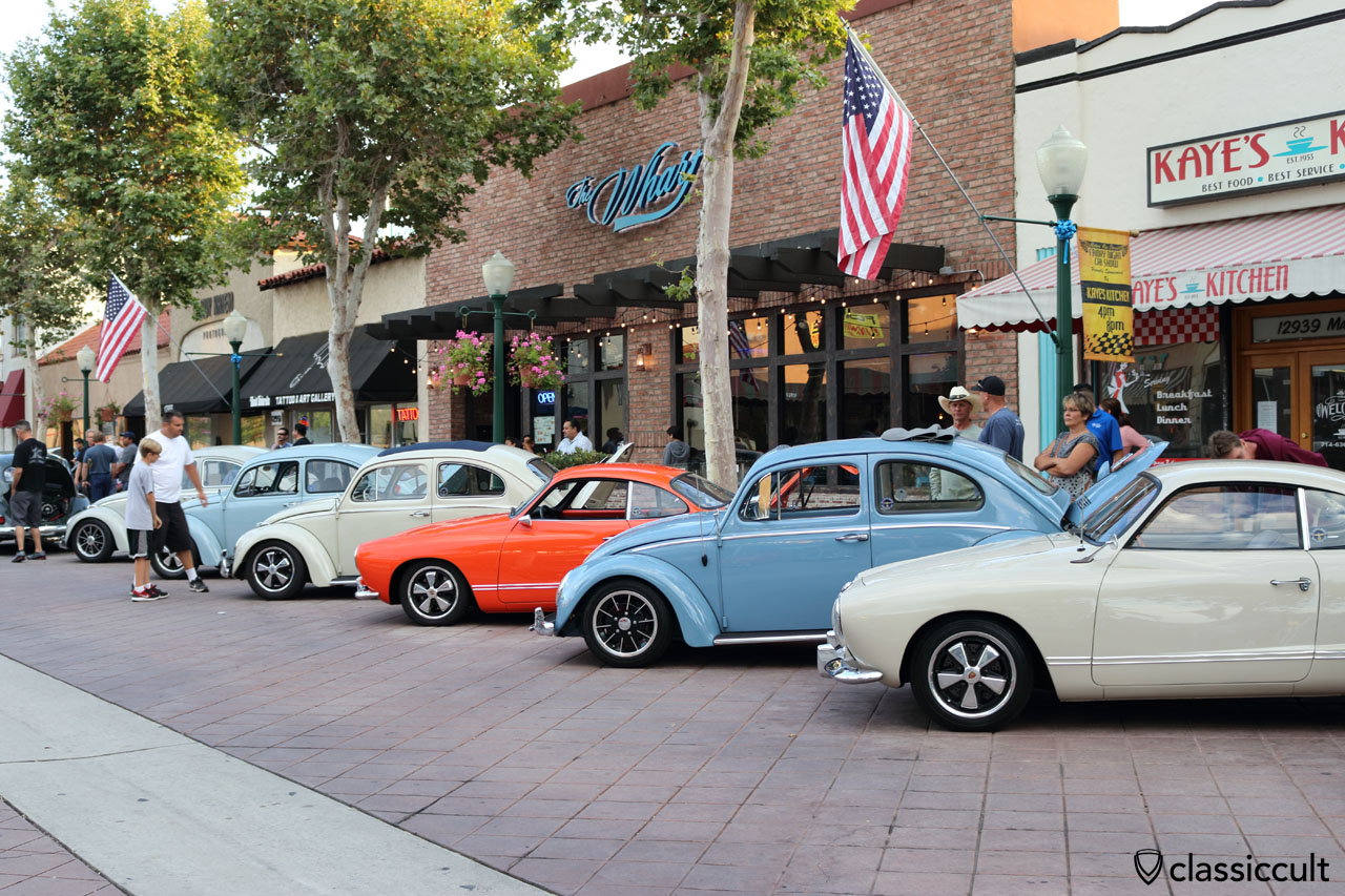 DKP Pre-Classic Cruise Night VW Meeting 2016