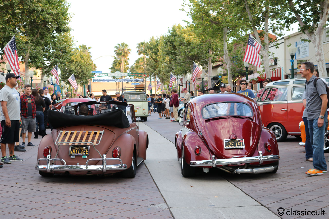 DKP VW Meeting Main Street, Garden Grove, 2016
