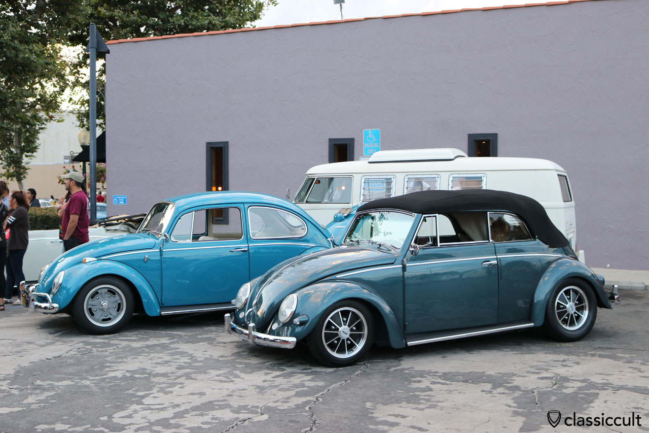 VW Vert from Riverside California