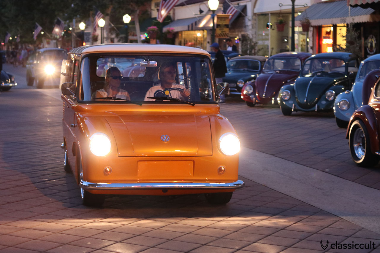 VW Fridolin cruising home