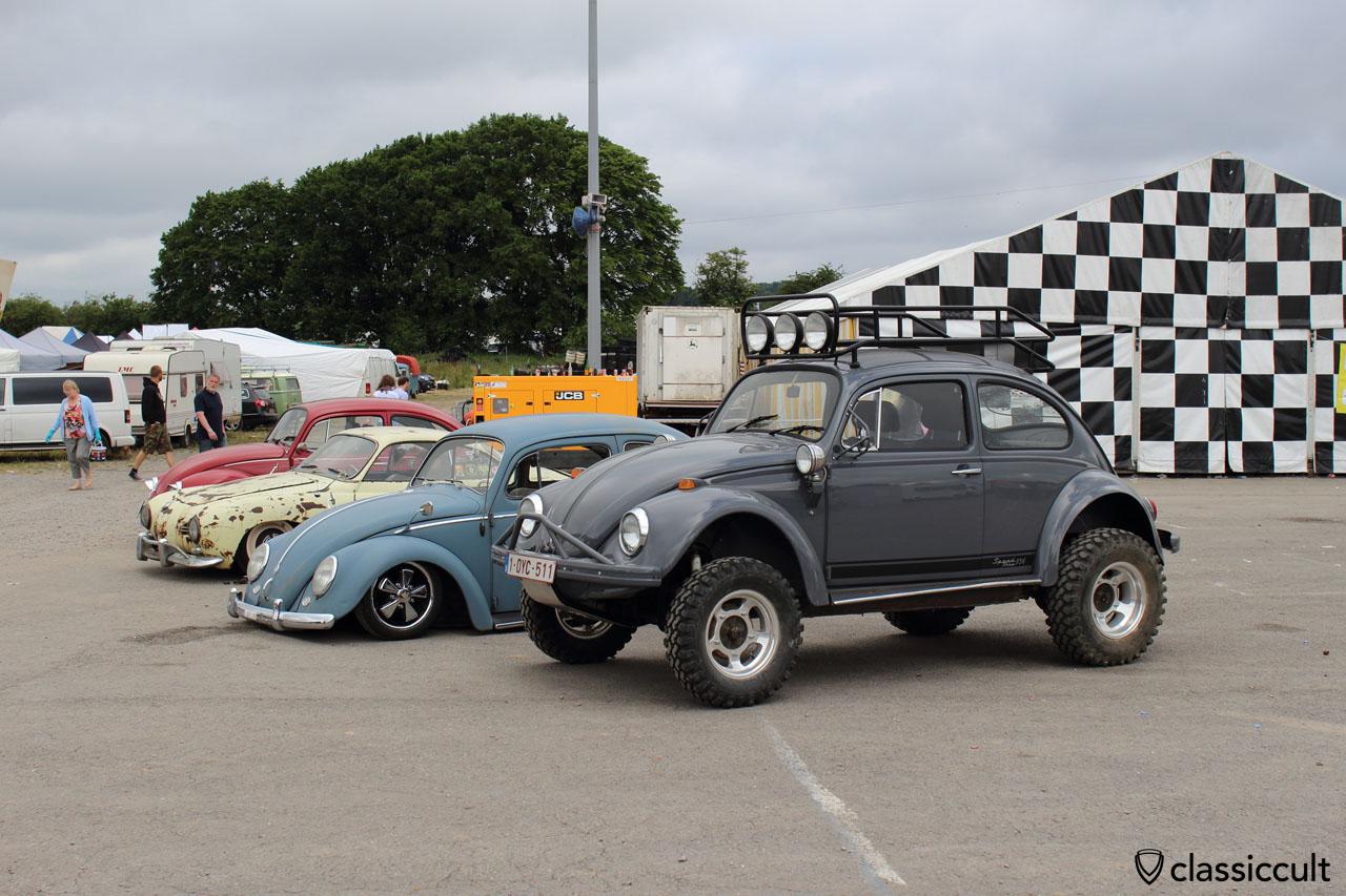 Baja Off-Road VW Beetle