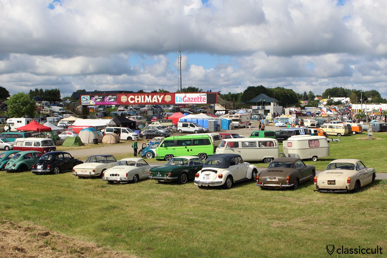 Chimay VW Show 2015