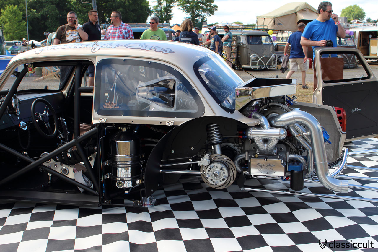 VW Type 3 NotchDrag
