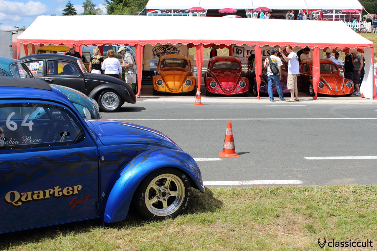 European Bug-In 6, Chimay 2015