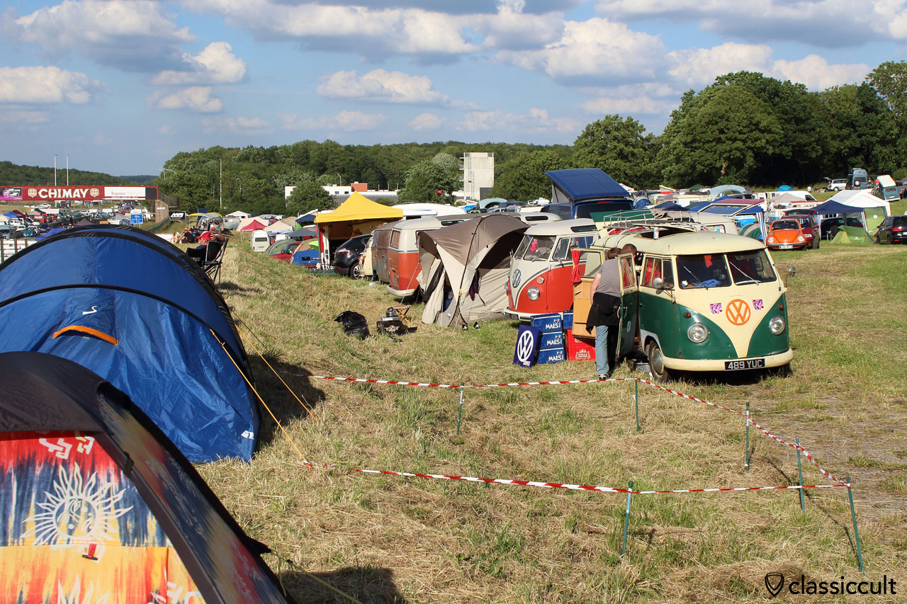 European Bug-In Camping 2015
