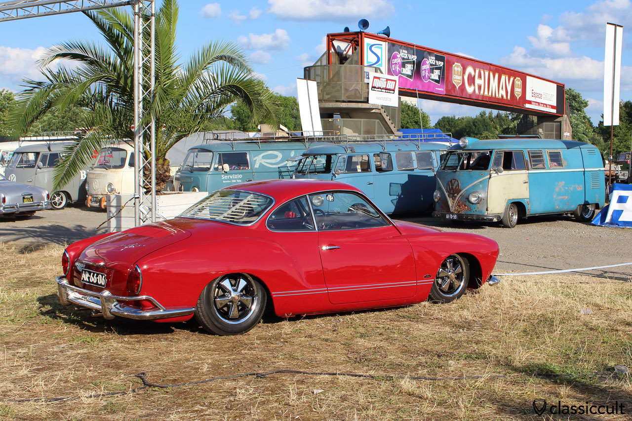 Karmann Ghia, European Bug-In 6 Show and Shine