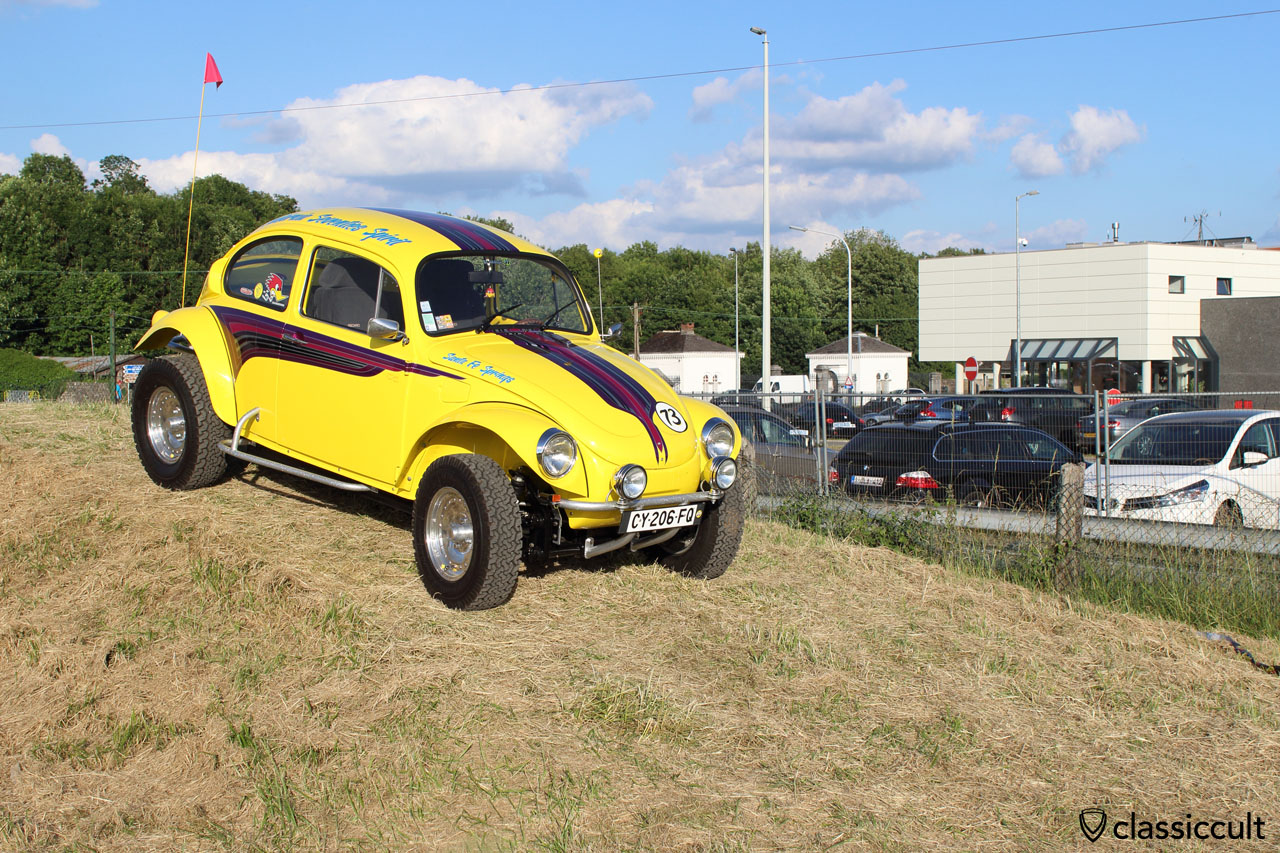 superb VW Streaker