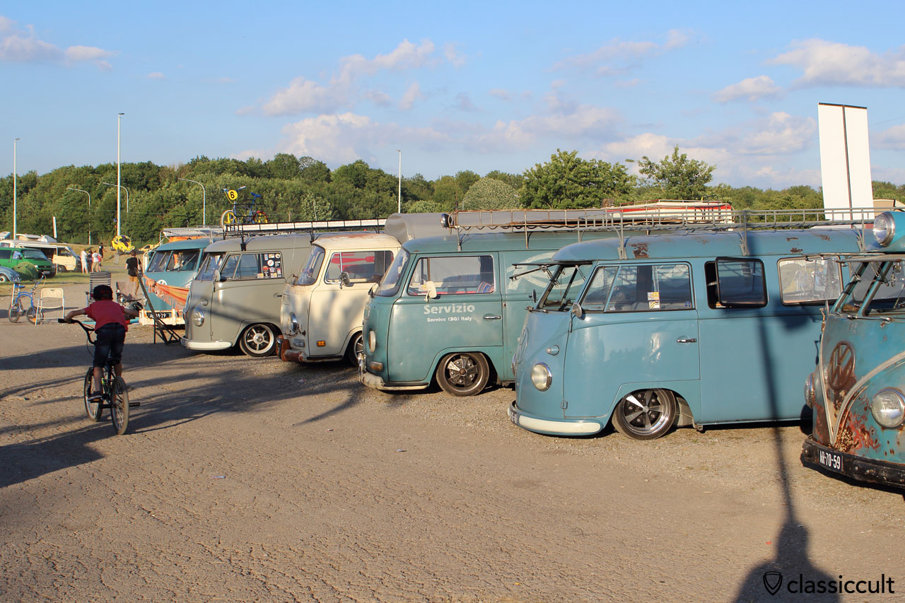 VW T1 Split, Aircooled folks, EBI 2015