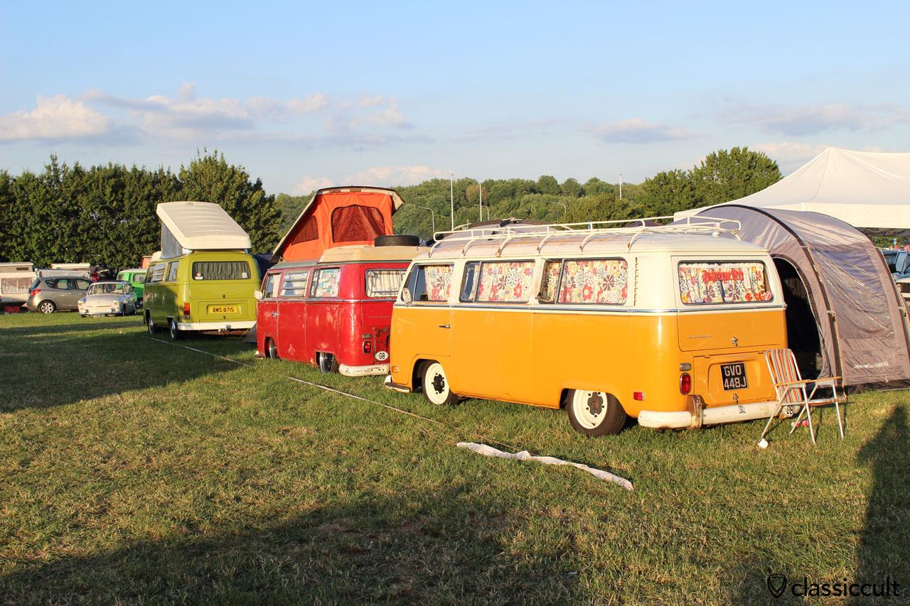 T2 Bus, Camper, Bug-In 2015