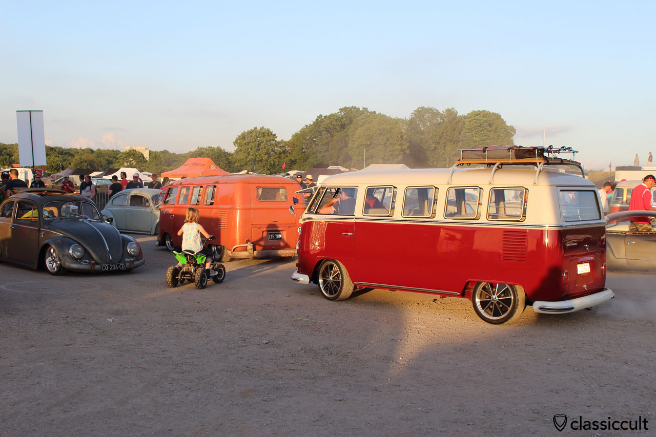 EBI VW Show Chimay, June 27, 2015, 9:05 p.m.