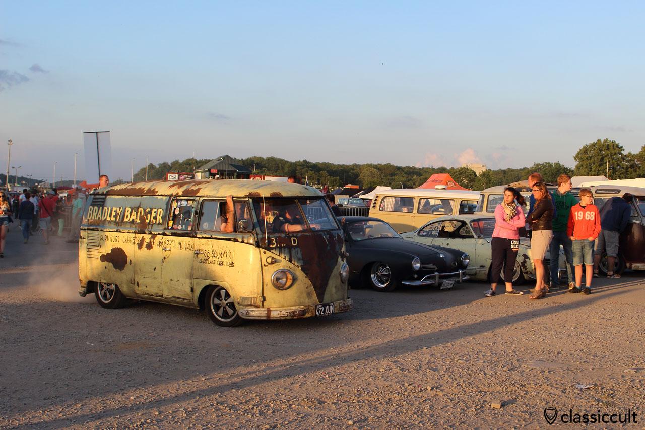 European Bug-In VW Show 2015