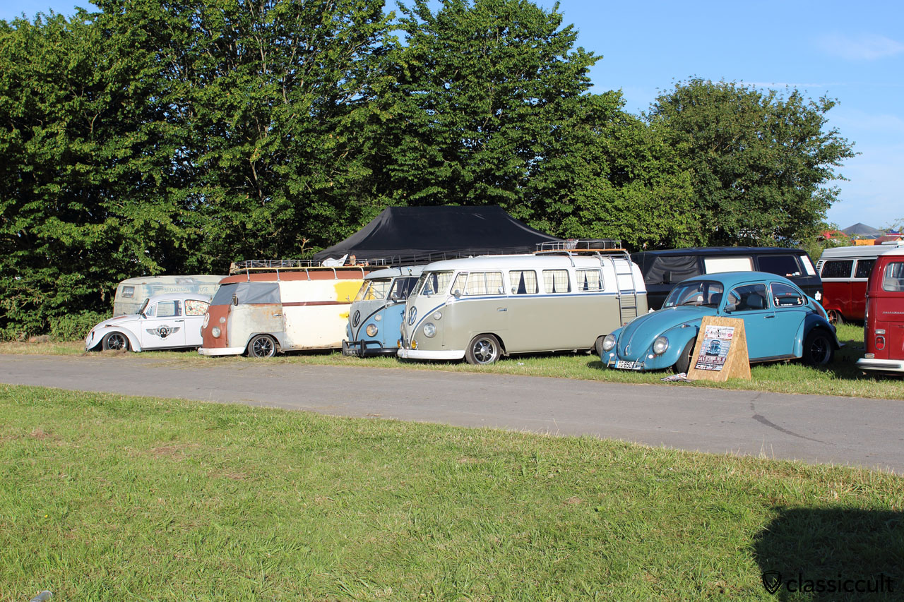 EBI VW Show Chimay, June 28, 2015