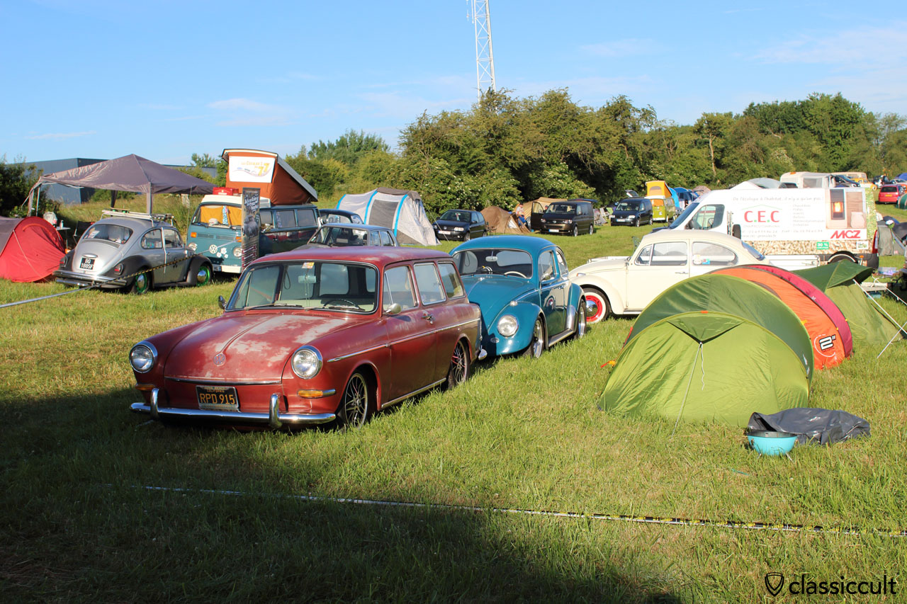 European BugIn Camping