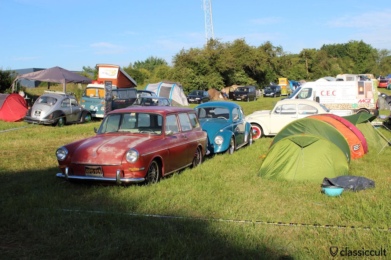 European BugIn Camping
