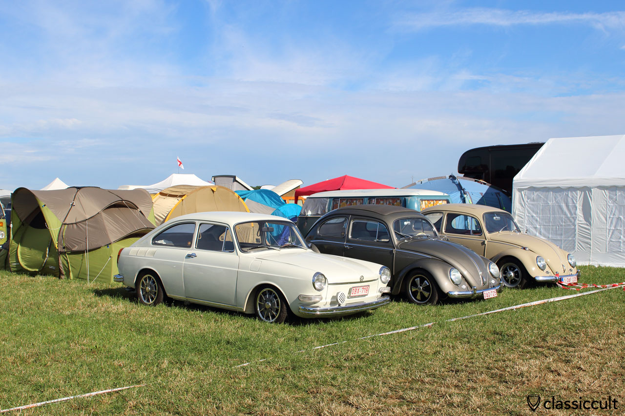 European BugIn VW Camping 2015