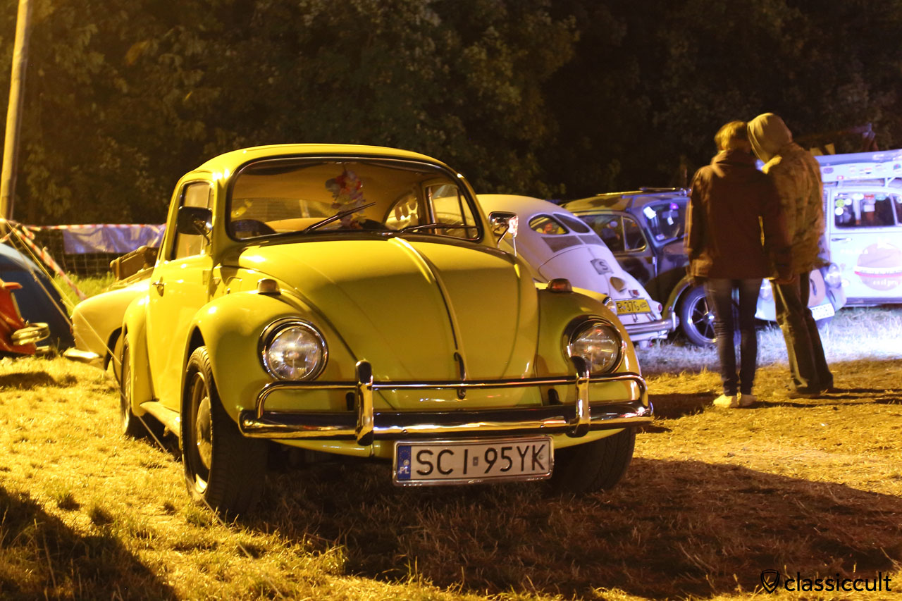 VW Beetle, Garbojama 2015, Friday, July 10, 11:01 p.m.