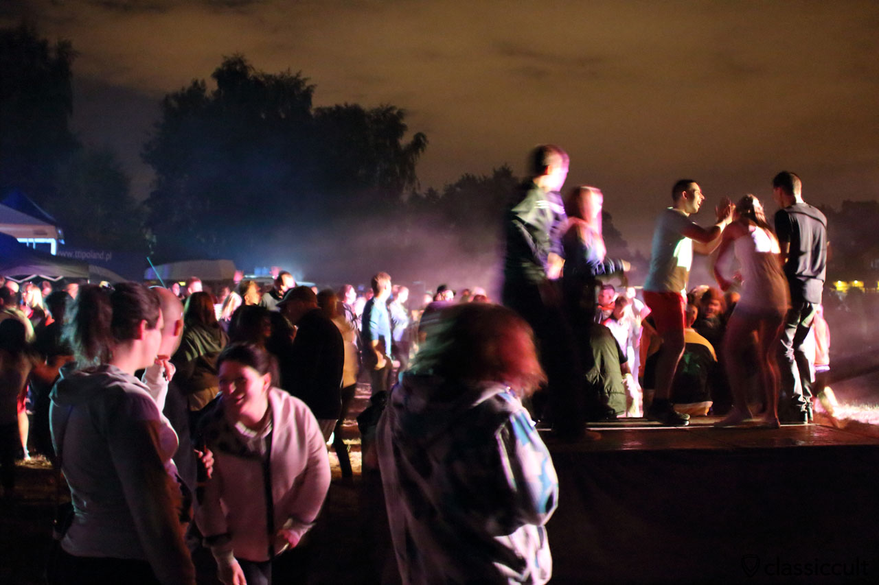 live music, Garbojama 2015, July 10