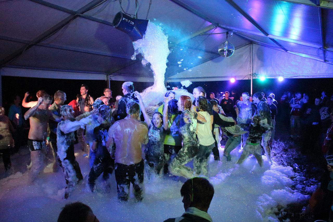 foam party, Friday, July 10, Garbojama 2015, 11:32 p.m.