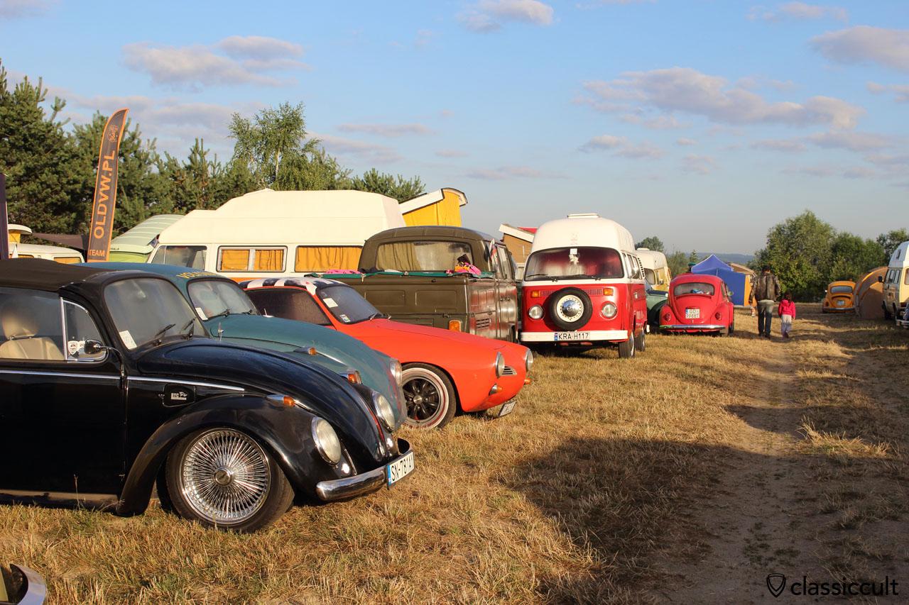 Garbojama 2015 Zlot VW