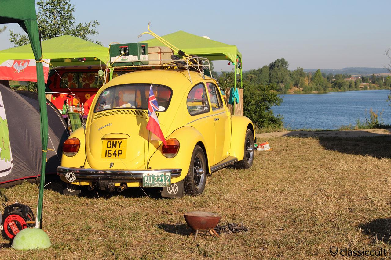 1975 VW Beetle from UK, Garbojama 2015