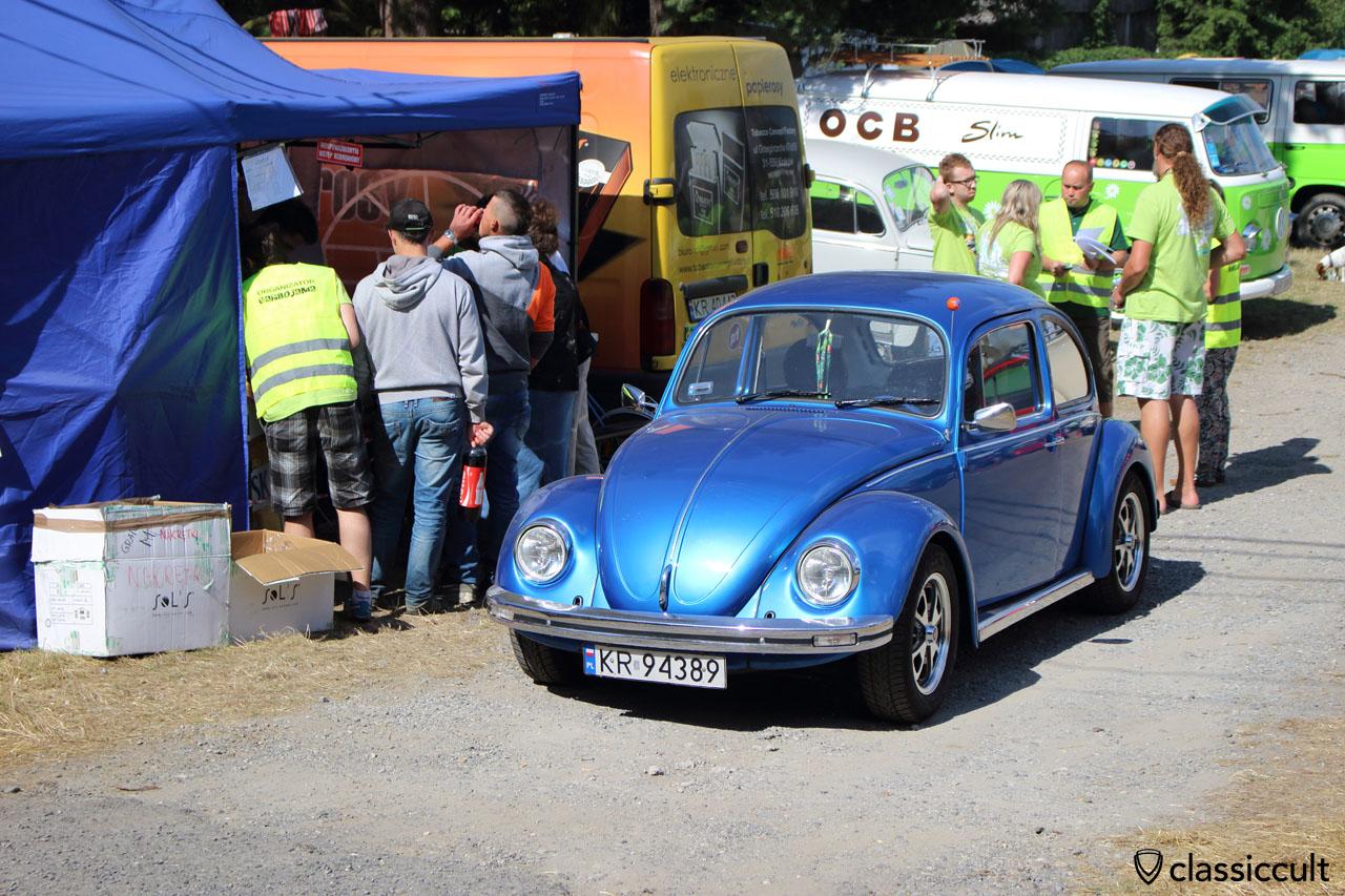 XV Europejski Zlot VW GarBusa