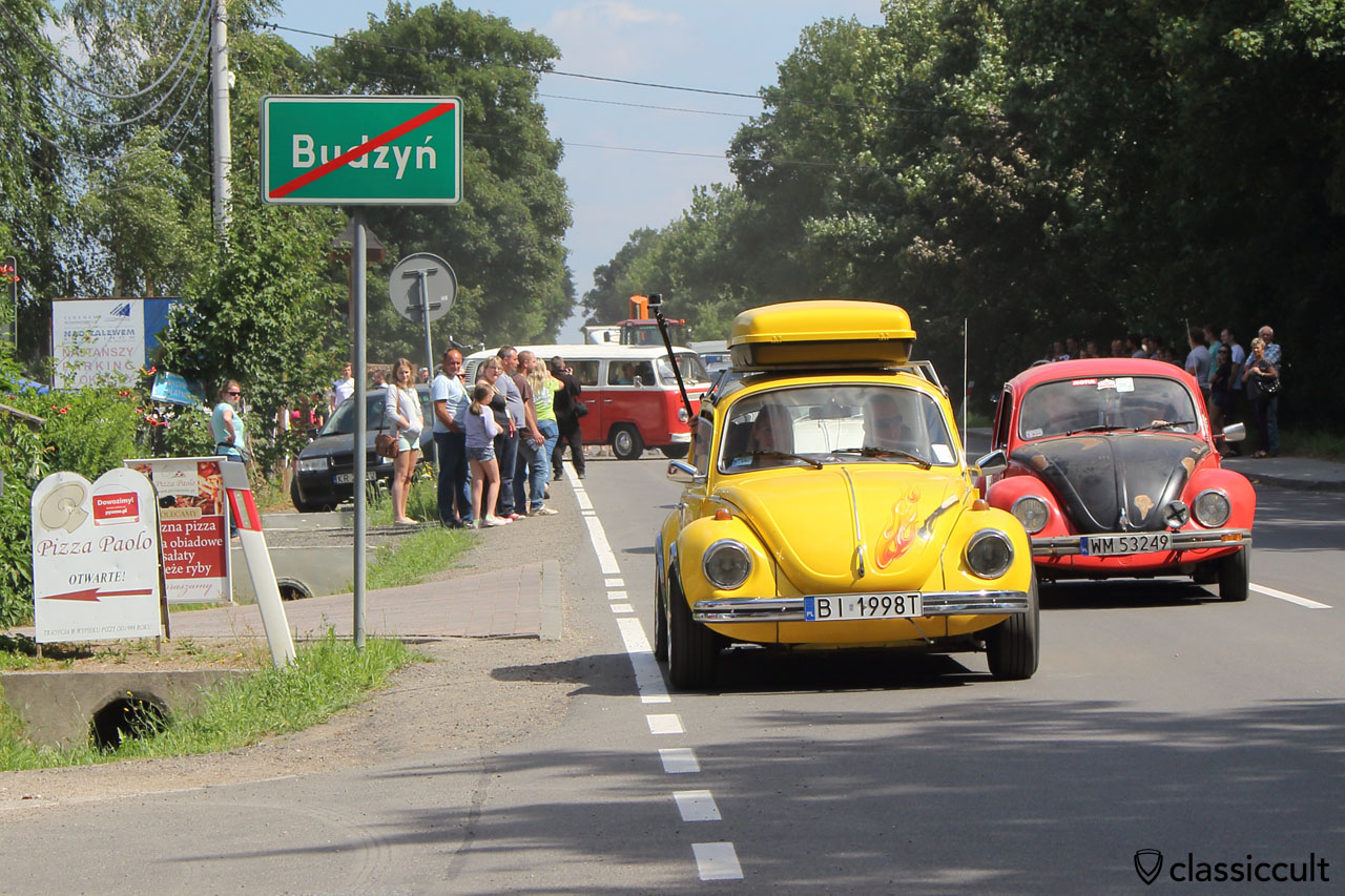 Garbojama VW Meeting 2015, 10:36 a.m.
