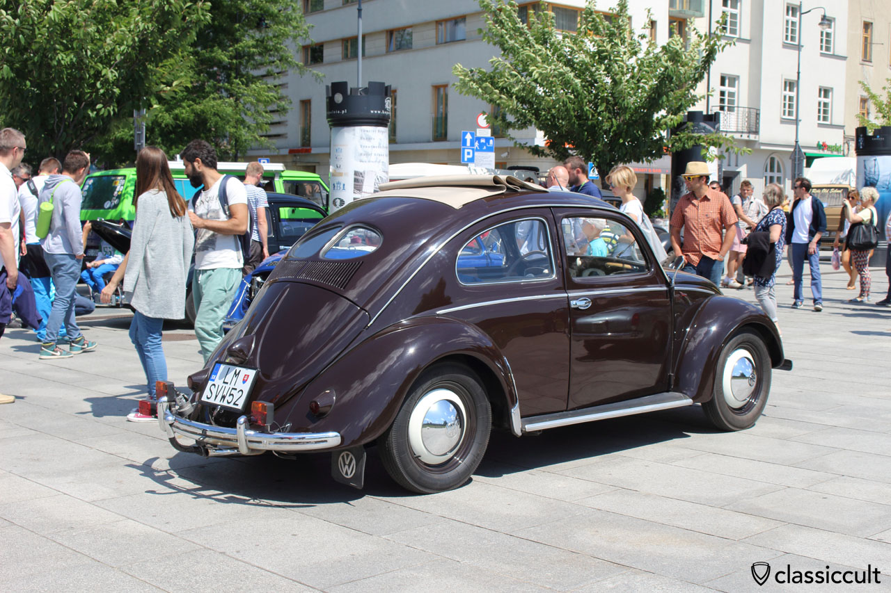 1952 VW Split Beetle