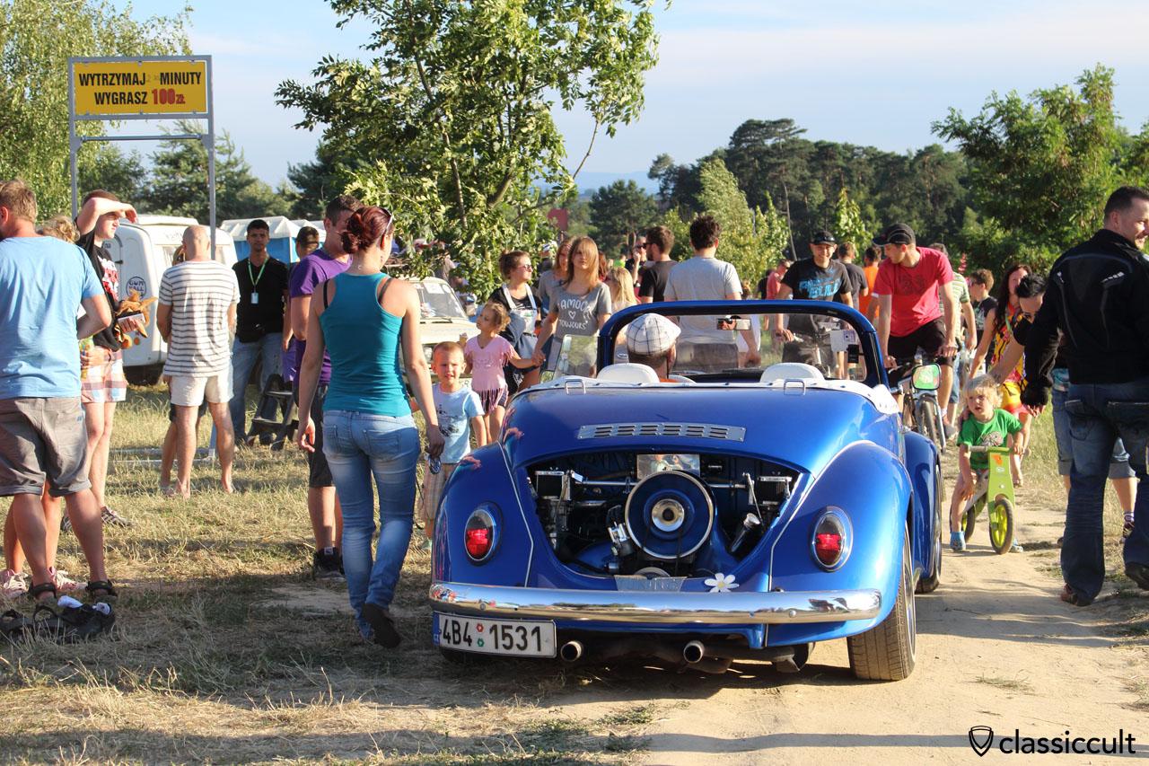 VW Speedstar Beetle