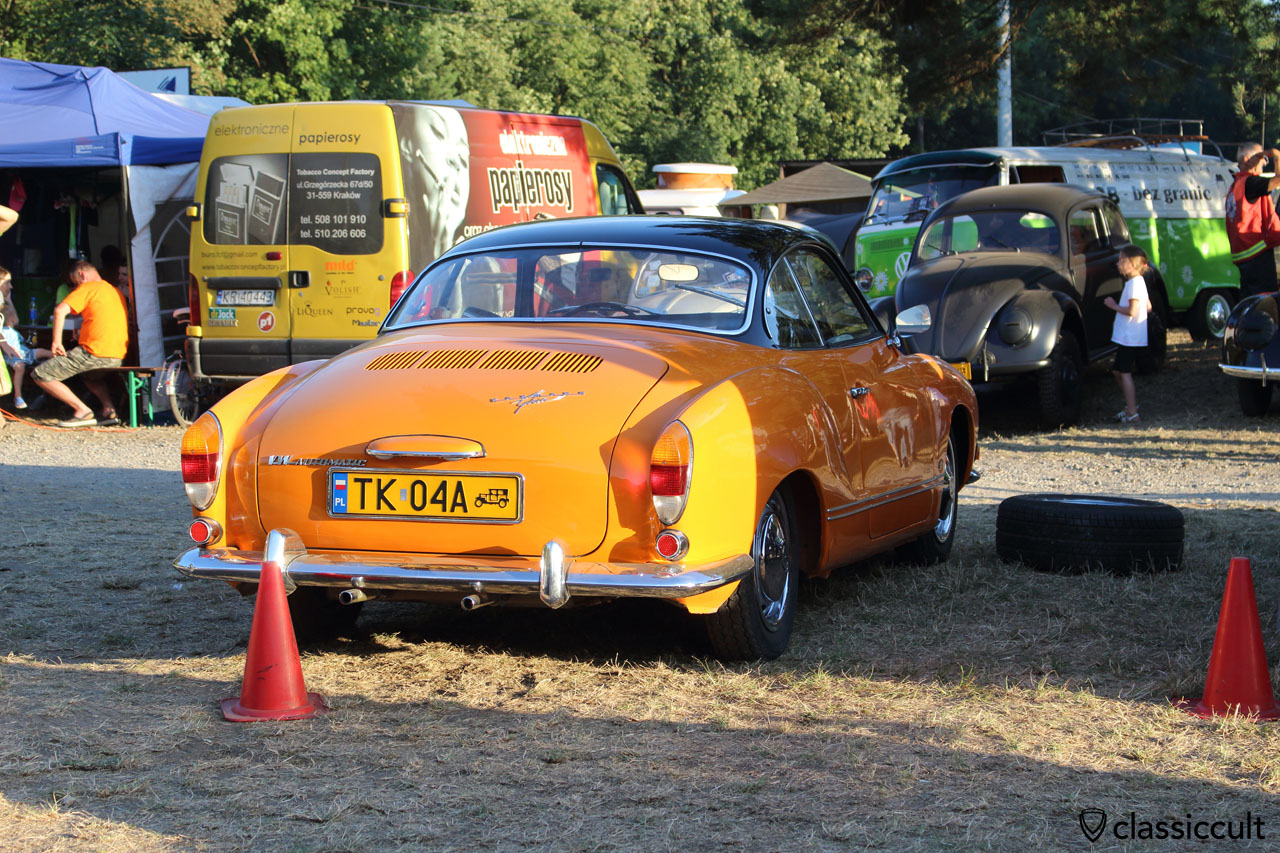 Karmann Ghia VW Automatic