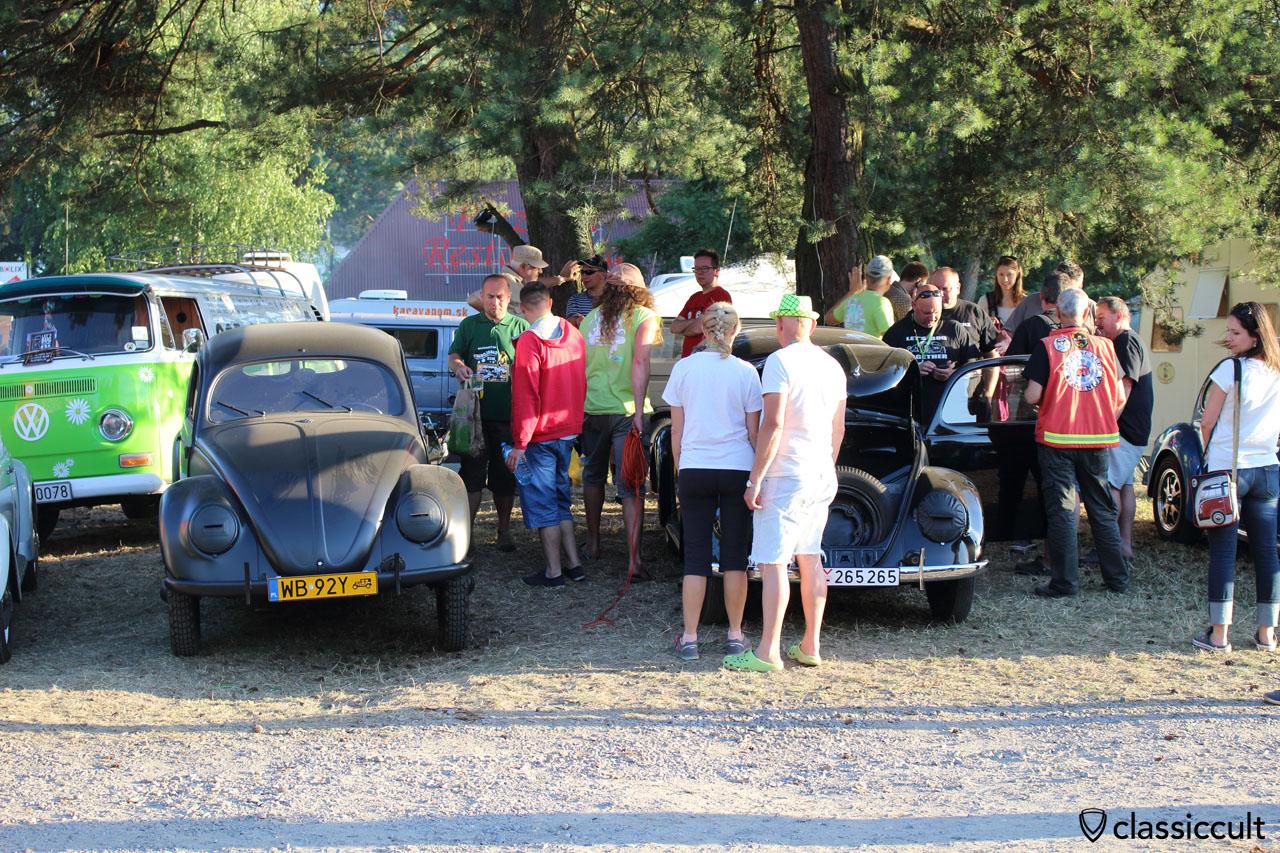 VW KDF Beetles