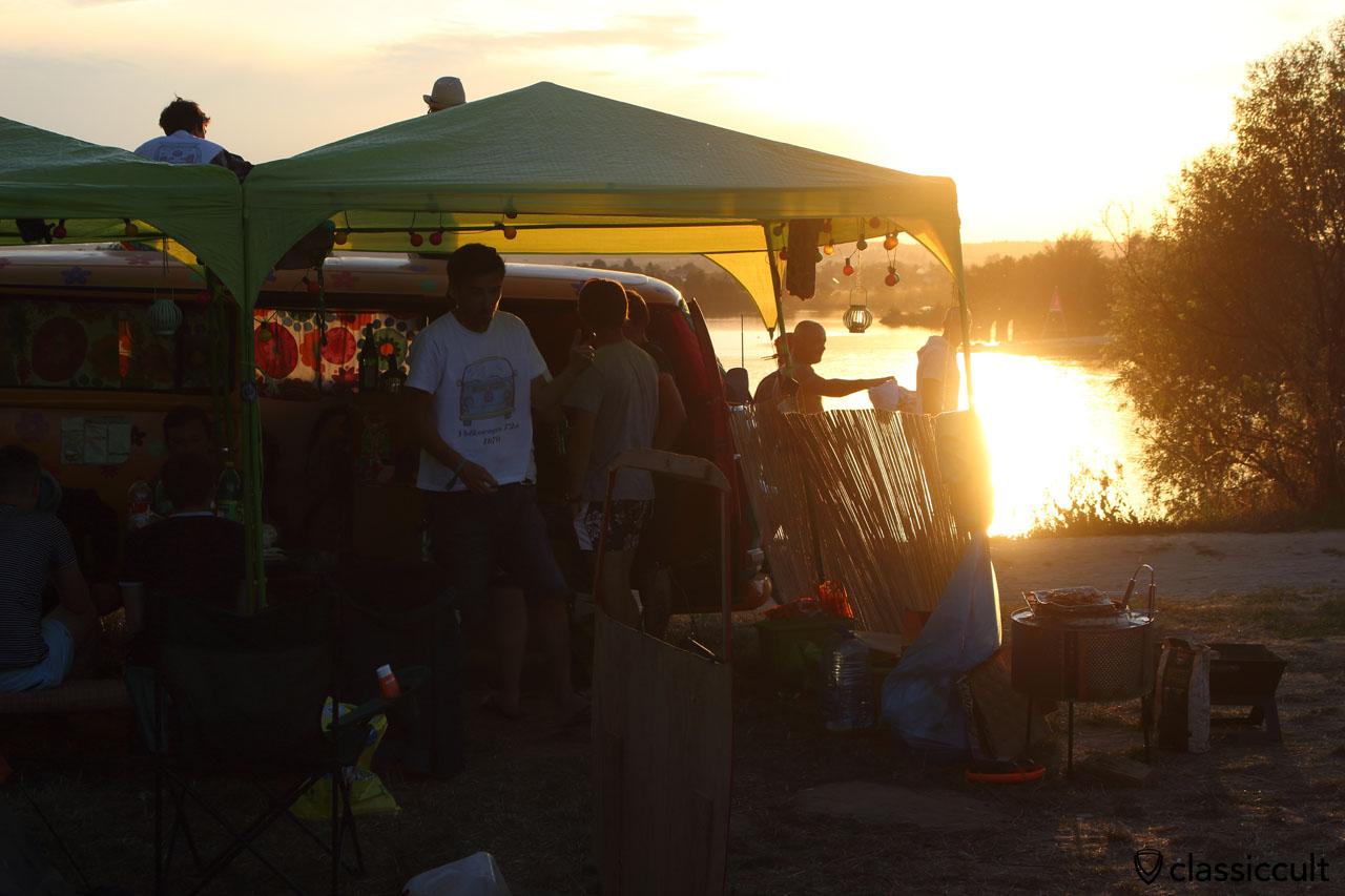 Sunset viewing, Garbojama 2015