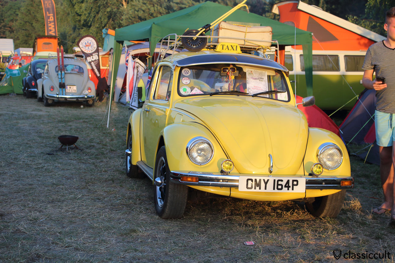 VW Taxi Beetle