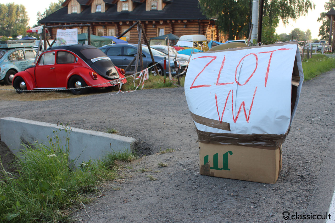 ZLOT VW Garbojama, Sunday, July 12, 2015, 5:40 a.m.