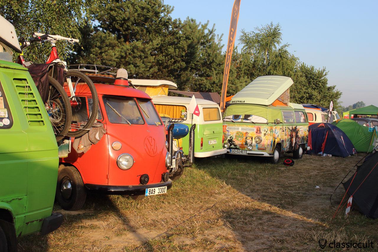 VW Camping, XV Europejski Zlot Miłośników GarBusa