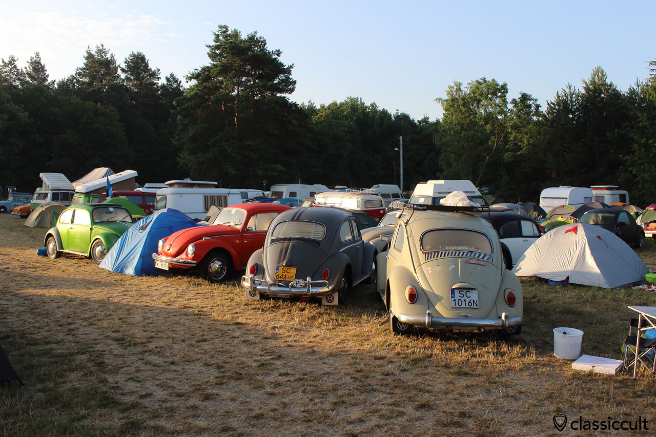 ZLOT VW Garbojama 2015, Sunday, July 12, 6:07 a.m.