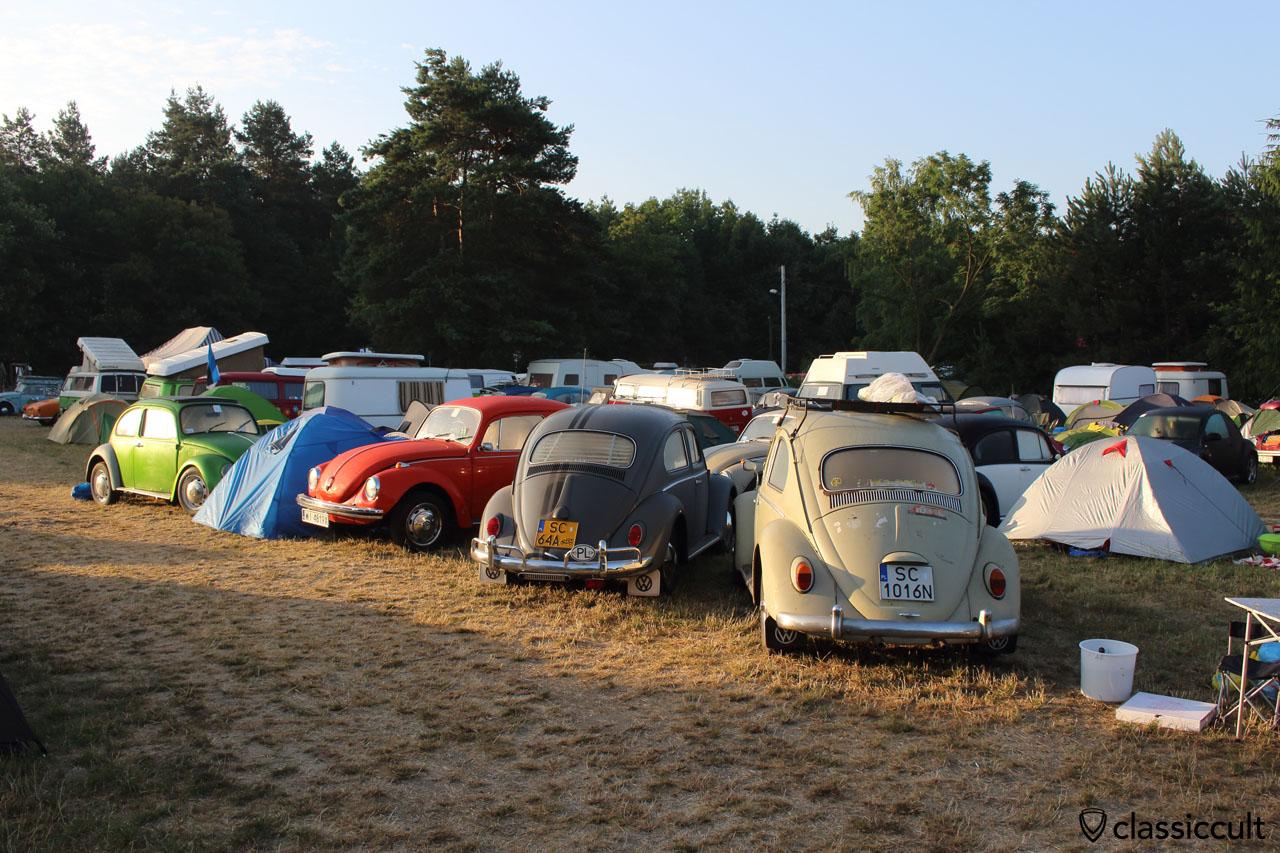 ZLOT VW Garbojama 2015, Sunday, July 12, 6:07 a.m.