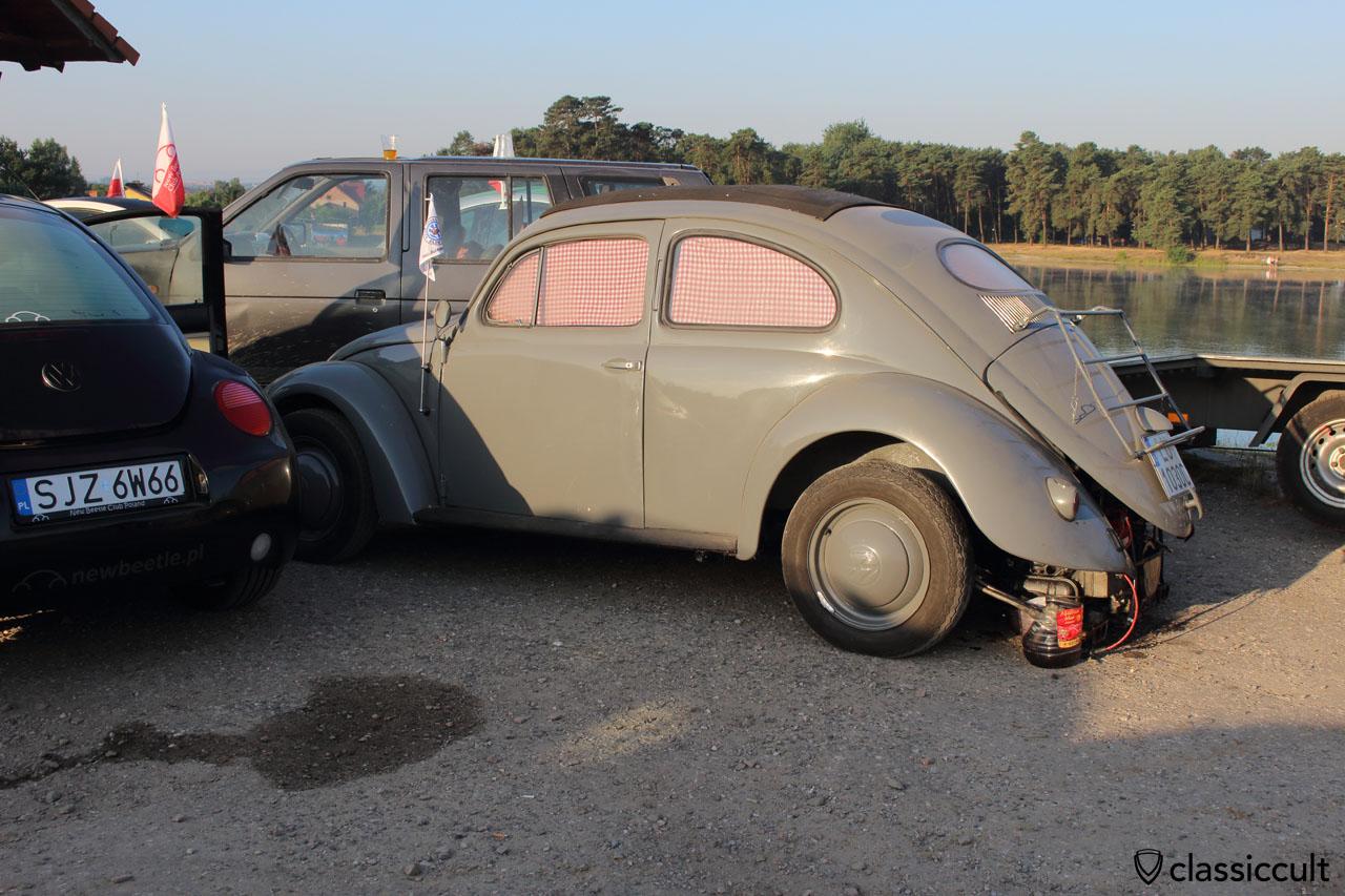 VW Oval, Sunday, July 12, 6:15 a.m.