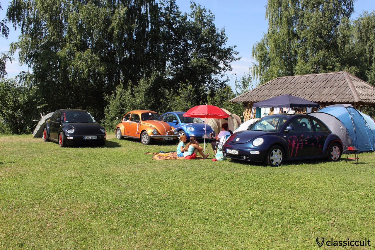 New Beetles, ZLOT VW Garbojama