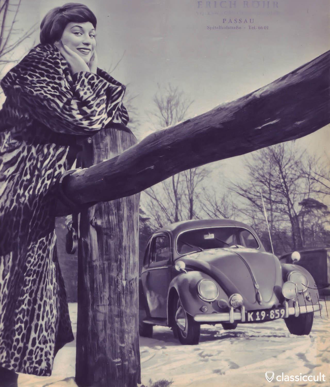Gute Fahrt Magazine 1958-2 Cover