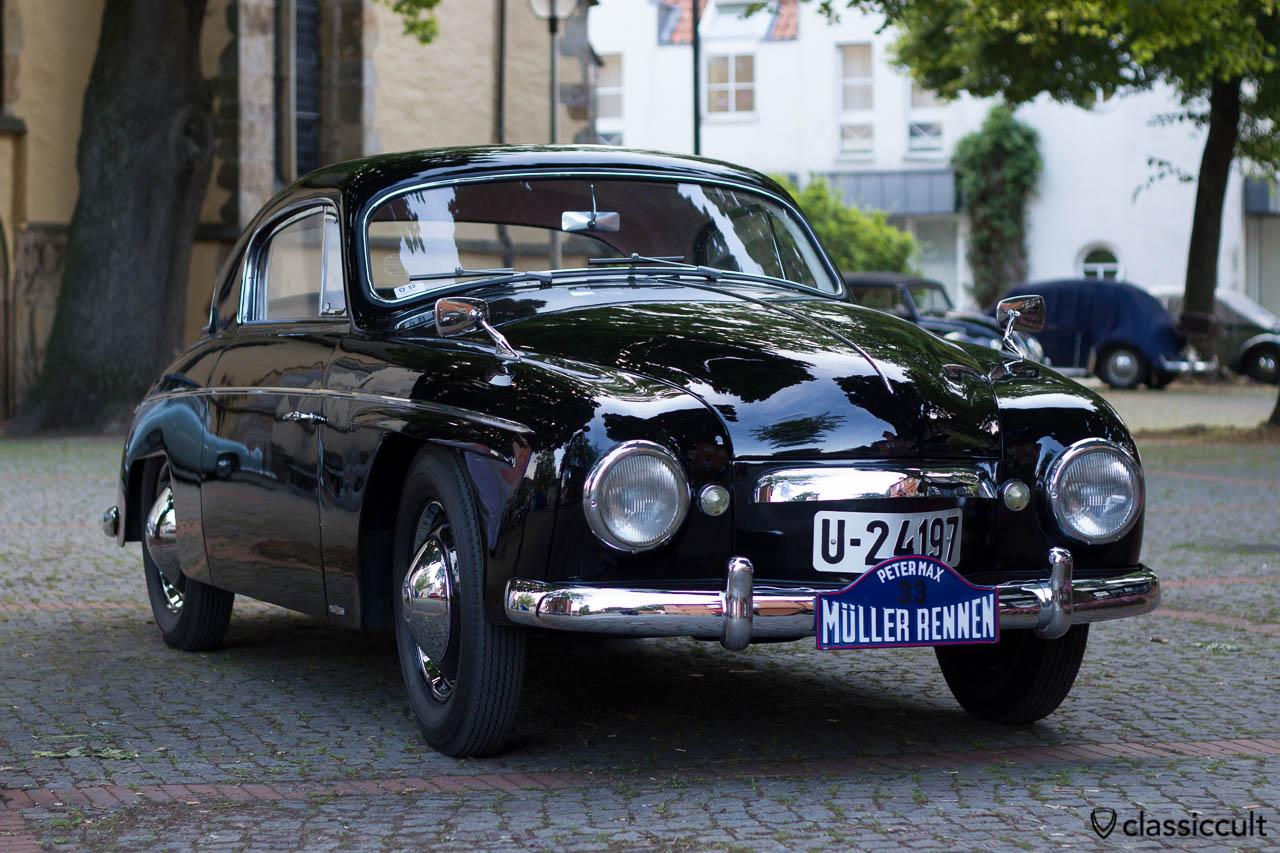 VW Rometsch Beeskow Coupe, Hessisch Oldendorf Vintage Volkswagen Show 2013