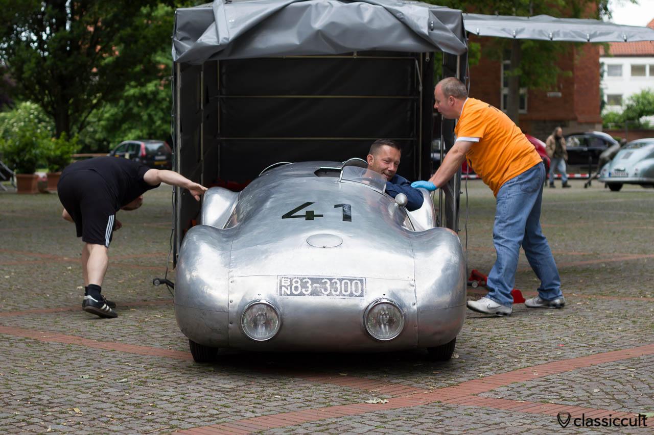 Petermax Müller Weltrekordwagen Prototyp 1948