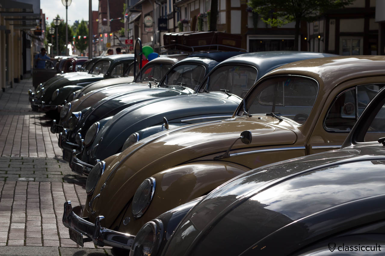 VW Oval Beetles, HO2013