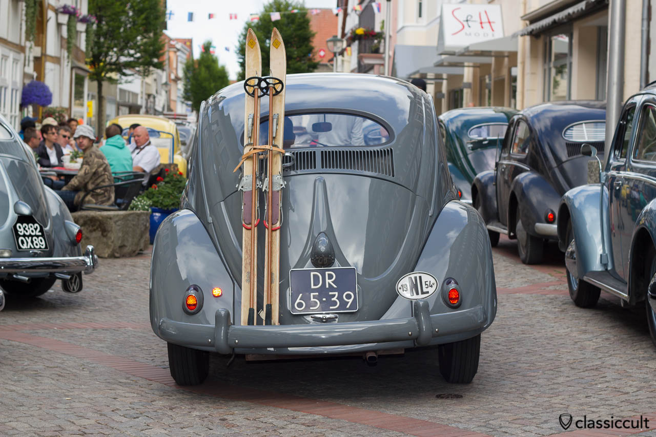 1954 Oval Bug from NL, Vintage VW Hessisch Oldendorf 2013