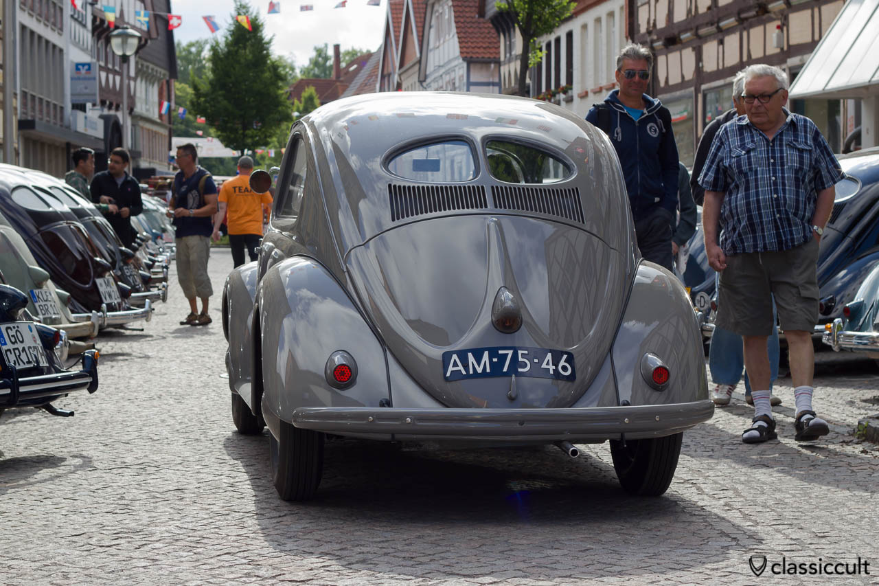 VW Split Bug from Nederland, HO 2013