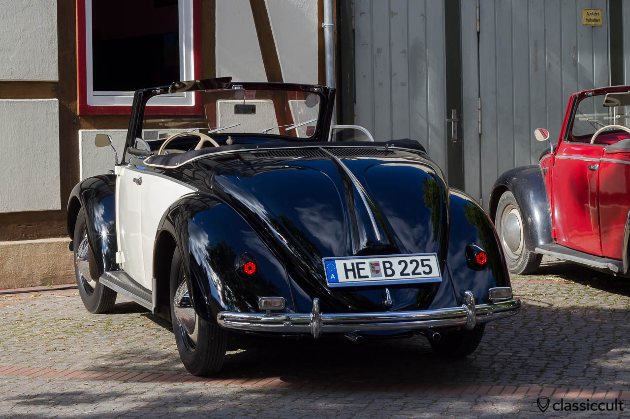 Hebmüller Heb 225, Hessisch Oldendorf Vintage VW Show 2013