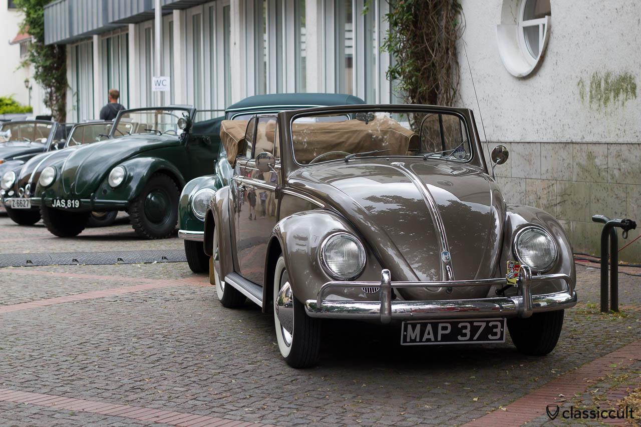 VW Vert Beetle, Hessisch Oldendorf VW Show 2013