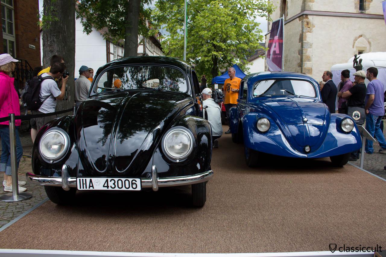 VW Split 38, Grundmann, Vintage Volkswagen Show Hessisch Oldendorf 2013