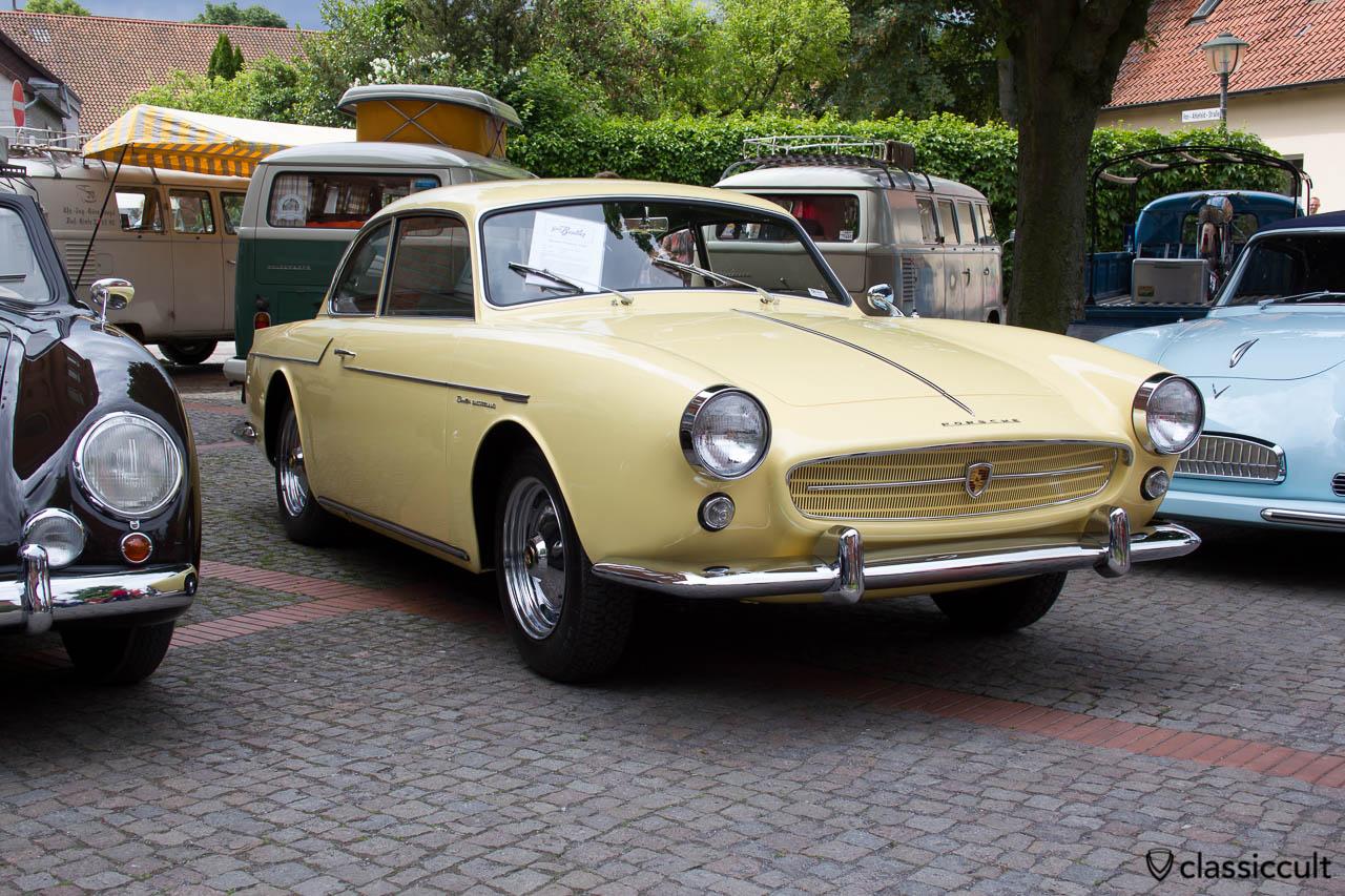 1957 Beutler VW Porsche, Vintage Volkswagen Show Hessisch Oldendorf June 2013