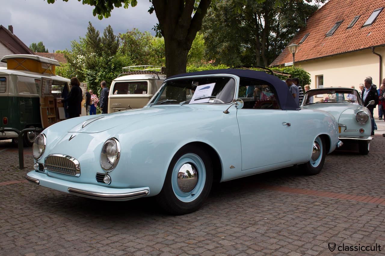 Wendler VW 1957
