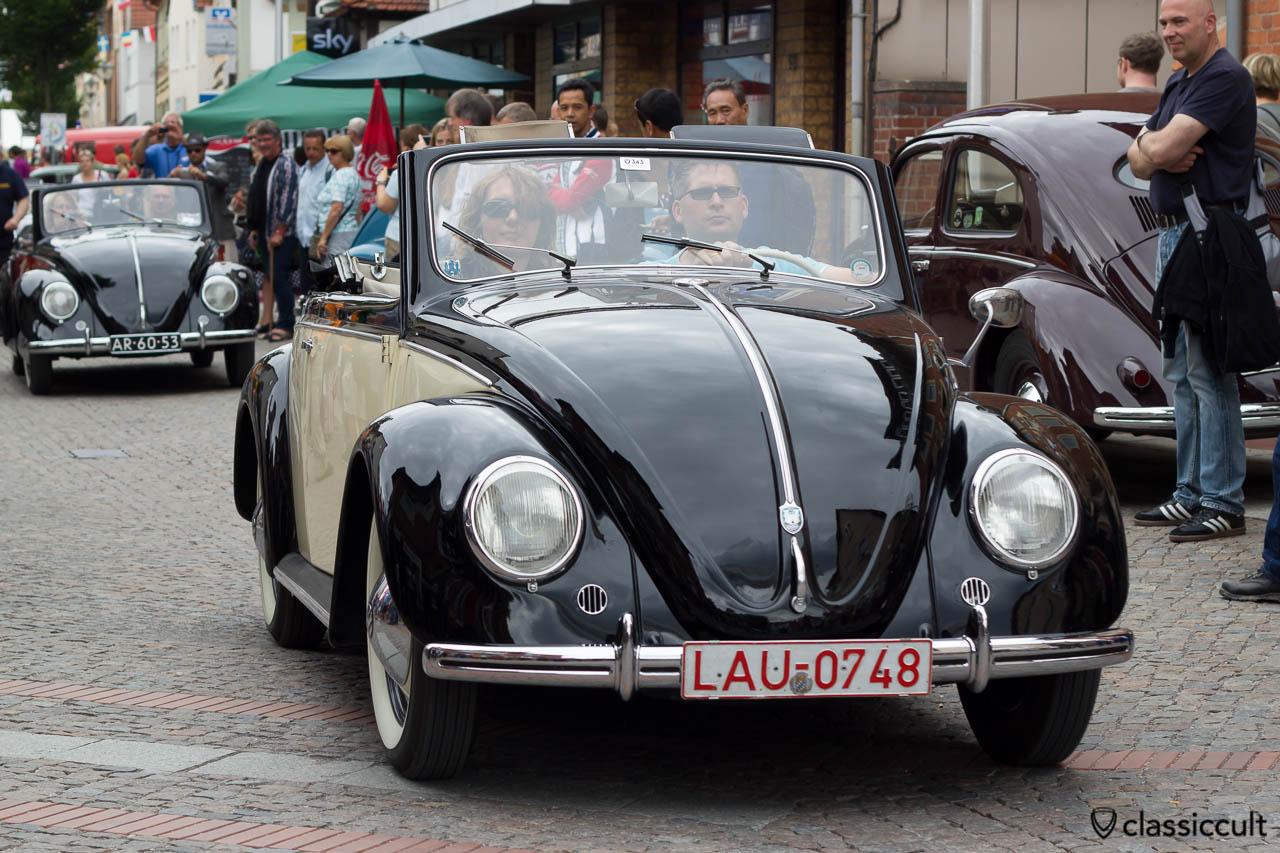 VW Käfer Cabriolet HO2013